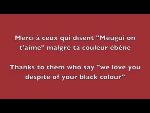 Maitre Gims - J'me Tire - English and French Lyrics