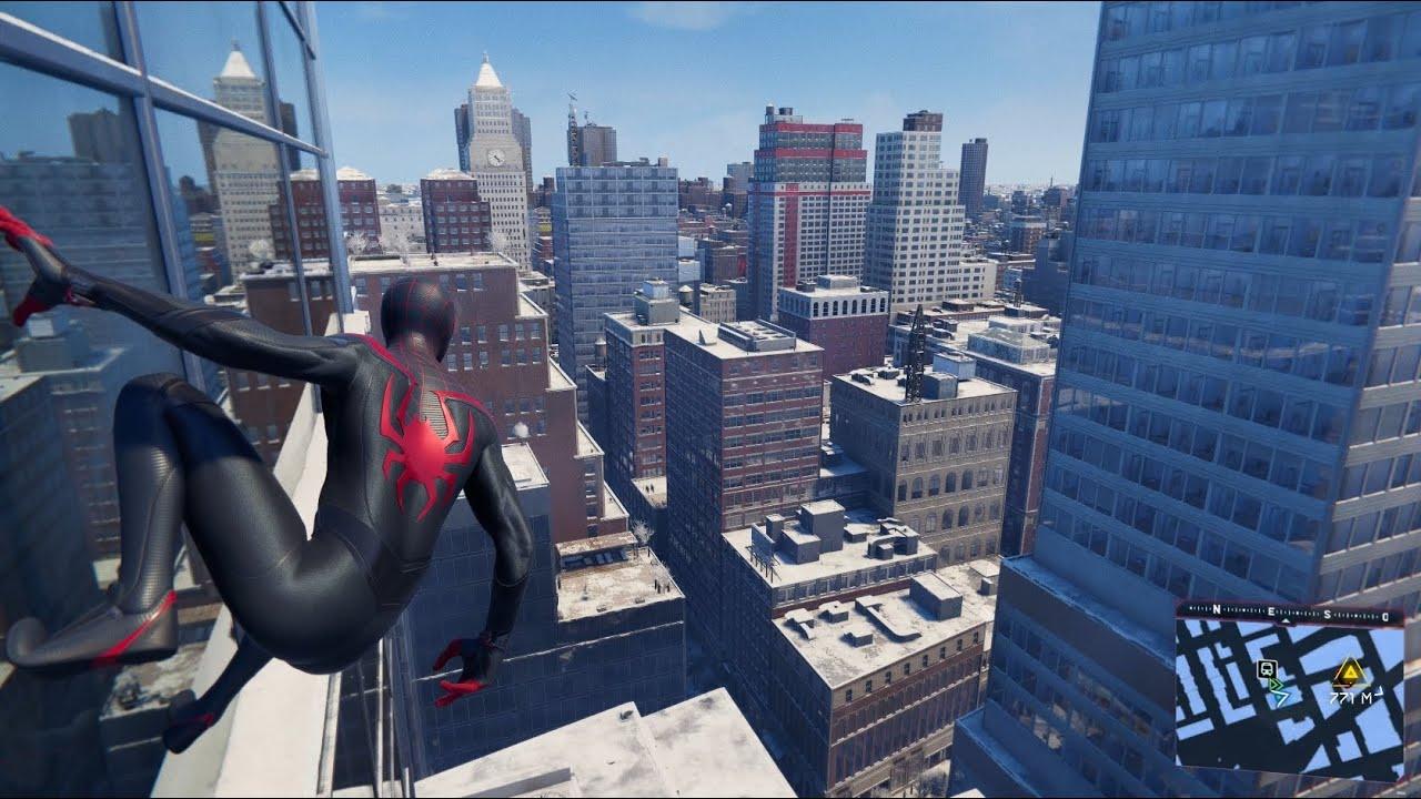 Spider-Man Miles Morales PS5 4K : Test Vidéo ! (retour en ligne le 11/11 à 12h)