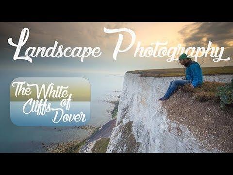 Landscape Photography | White Cliffs Dover | Slow Down, Dude!