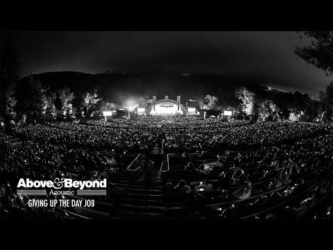 Above & Beyond Acoustic - Blue Sky Action (Live At The Hollywood Bowl) 4K