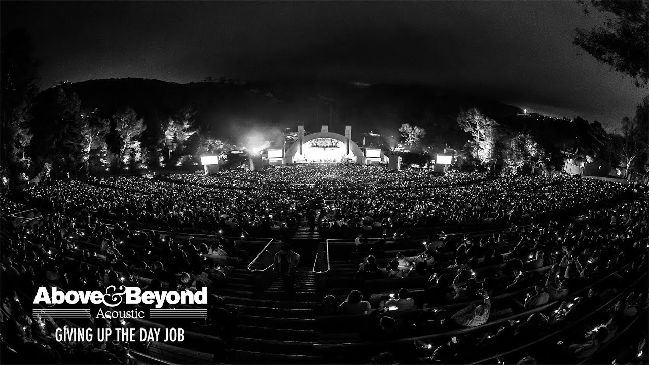 Image result for Above & Beyond Acoustic - Blue Sky Action (Live At The Hollywood Bowl) 4K