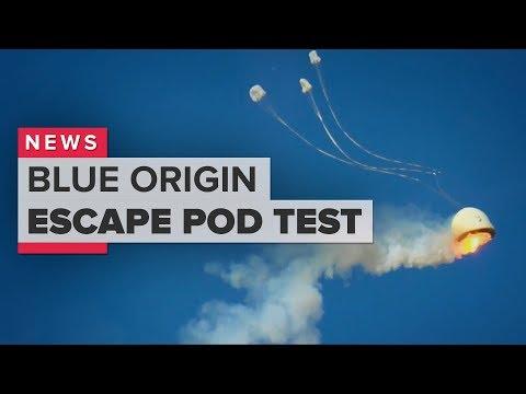 Watch Blue Origin