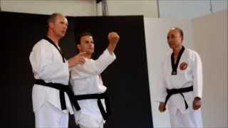 Making of DVD for Taekwondo Black Belt Poomsae - Original Koryo and Koryo