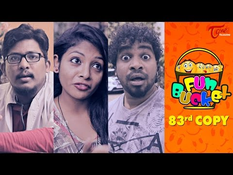 Fun Bucket   83rd Episode   Funny Videos   by Harsha Annavarapu   #TeluguComedyWebSeries