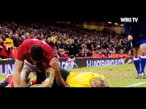 Reflections: Justin Tipuric | WRU TV