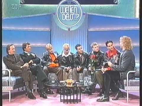 Backstreet Boys - Wetten Dass 1996