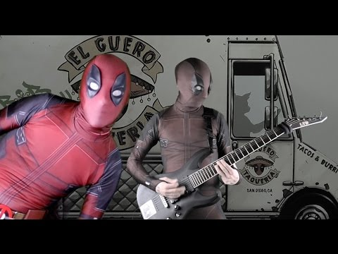 Deadpool Meets Metal (ft. Miracle Of Sound)