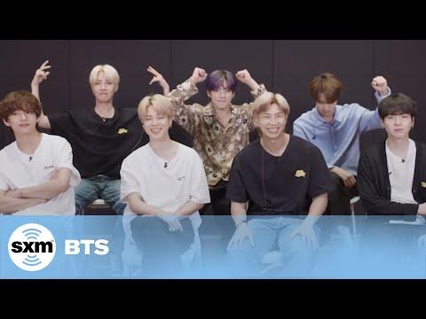 BTS Talk 'Butter,' Tour Dates, Their McDonald's Meal & More