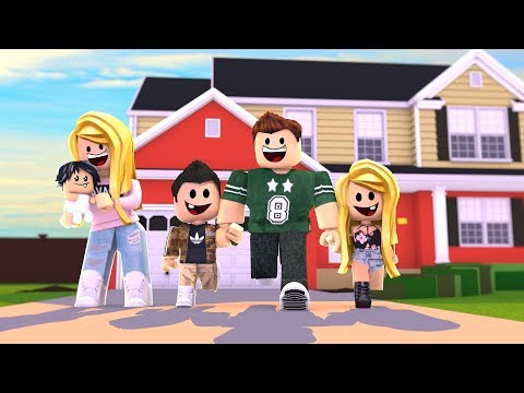 ADOPTING KIDS IN ROBLOX! from YouTube · Duration:  13 minutes 44 seconds