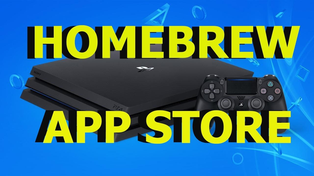 PS4 Homebrew Store Package (PKG) by LightningMods   PSXHAX
