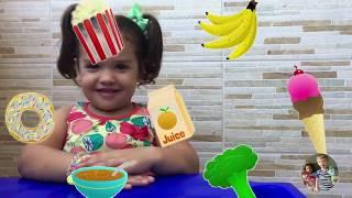 Do You Like Broccoli Ice Cream | Super Simple Songs Kids CrazyShow