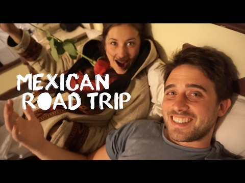 Mexico Travel Vlog - Road Trip from Orange County