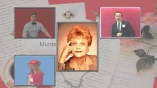 Murder She Wrote (1996) PC FMV game intro