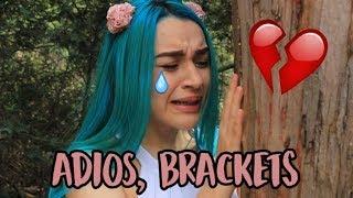 ¡ME QUITARON LOS BRACKETS! l ADIÓS BRACKETS, LA CANCIÓN l Sofia Castro