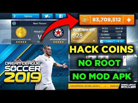 download dream league soccer hack android - How To Hack Dream League Soccer 2019   Unlimited Infinite Coins iOS/Android [No Root & No Mod Apk]
