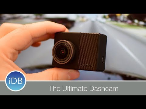 Garmin 65W Dashcam Has A 180º POV, Travelapse Videos, & More Features