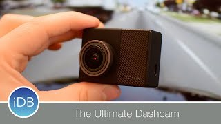 Garmin 65W Dashcam has a 180º POV, Travelapse Videos, & More Features