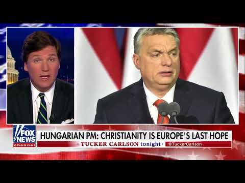 Hungarian PM Says Christianity Is Europe's Last Hope