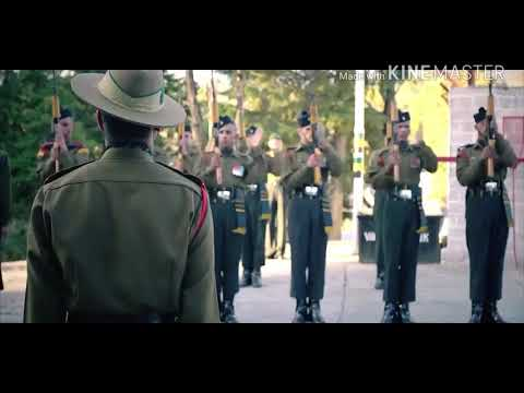 Kadam Kadam Badhaye Ja Song( Indian Army Regiments