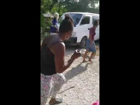 FAMILY AND RESIDENTS REACT TO THE BRUTAL BEHEADING OF MOTHER AND DAUGHTER IN ST JAMES streaming vf