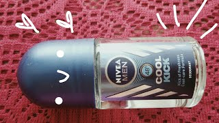 Nivea Men Cool Kick roll on deo Review