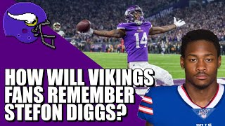 How Will Vikings Fans Remember Stefon Diggs?