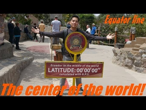 The Equator Line: My trip to Ecuador, South America + Intinan Museum