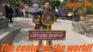 The Equator Line: My trip to Ecuador, South America + Intinan Museum