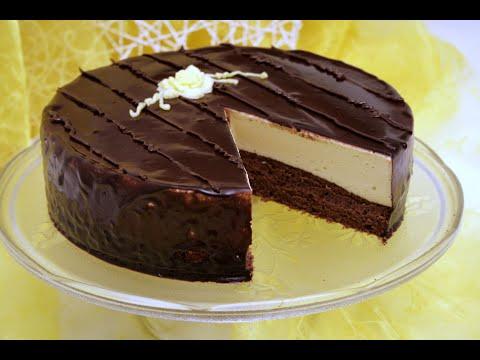 Торт ПТИЧЬЕ МОЛОКО.  Мой семейный рецепт.