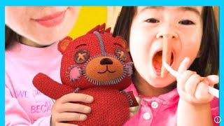 【Yes Yes Vegetables Song】+ More Kids Song Pretend Play 野菜の英語の子供の歌 子供向け 幼児向け ごっこ遊び キッズソング