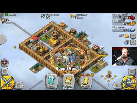 Keep Age 4 In Age Of Empires Castle Siege