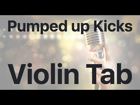 Learn Pumped up Kicks on Violin - How to Play Tutorial