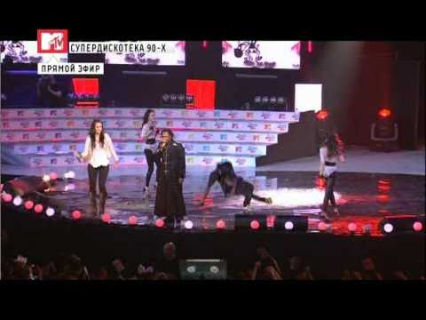 MTV Live / Dr. Alban in Moscow (02/13/2010)