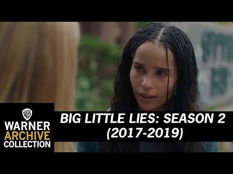 Big Little Lies Season 2 Trailer 2 HD