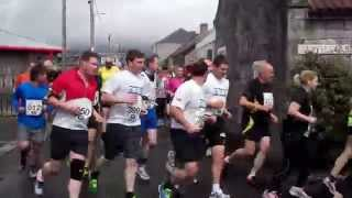 Loch Leven Half Marathon Kinross Perthshire Scotland