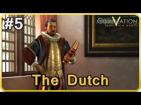 Civ V Series - Dutch #5