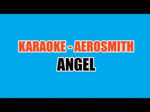 Karaoke Angel Aerosmith descarga pistas gratis