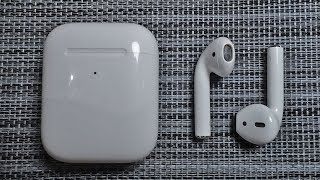 AirPods 2. Распаковка. Обзор. Тестирование с IPhone IPad Macbook