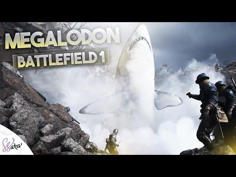 EL MEGALODON DE BATTLEFIELD 1 !! (EASTER EGG)
