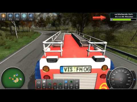 Firefighters 2014 - The Simulation Game Gameplay 1 HD |