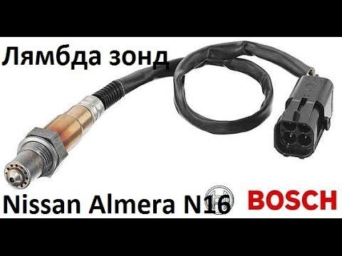 Замена лямбд зонда на калиновский на примере Nissan