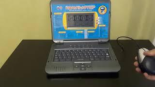 обзор детского компьютера Play Smart 7072