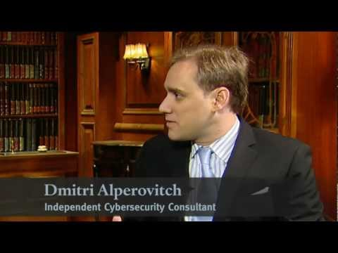 Dmitri Alperovitch on Cybersecurity & the Chinese Threat