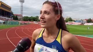 Олена Колесніченко про виконаний у Луцьку норматив на чемпіонат світу в Лондоні