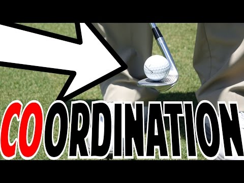 Golf Coordination Drills | Train at Home