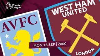 Aston Villa 0-0 West Ham | Extended highlights