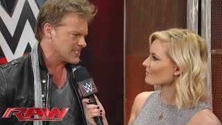Chris Jericho eagerly awaits Styles vs. The Miz on SmackDown: Raw, February 1, 2016