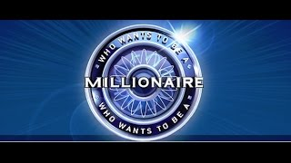 Who wants to be a Millionaire Online Slot Game