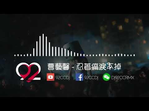 曹藝馨 - 忍著痛淚不掉 /Cao Yixin - Endless tears(DJ舞曲/慢摇/REMIX/歌詞)