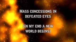 Torches - Lamb of God - Lyrics